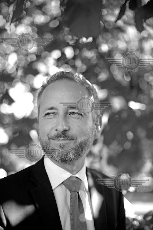 Bård Vegar  Solhjell.Miljøvernminsiter / Minister of the Environment