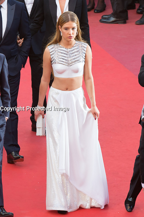 Adele Exarchopoulos - CANNES 2016 - MONTEE DU FILM 'THE LAST FACE'