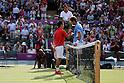 2012 Olympic Games - Tennis - Men's Singles Quarterfinals