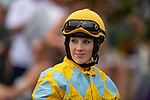 JULY 24, 2021: Emily Ellingwood at the Del Mar Fairgrounds in Del Mar, California on July 24, 2021. Evers/Eclipse Sportswire/CSM