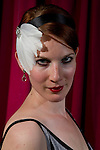 Portraits from the Swing Street Performance Ball in Amsterdam