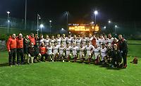 Tuesday 4th December 2018 | Ulster U19 vs Australia Schools<br /> <br /> Ulster U19 during the schools overseas tour clash between Ulster U19 and Australia Schools at Queens Arena, Belfast, Northern Ireland. Photo by John Dickson / DICKSONDIGITAL