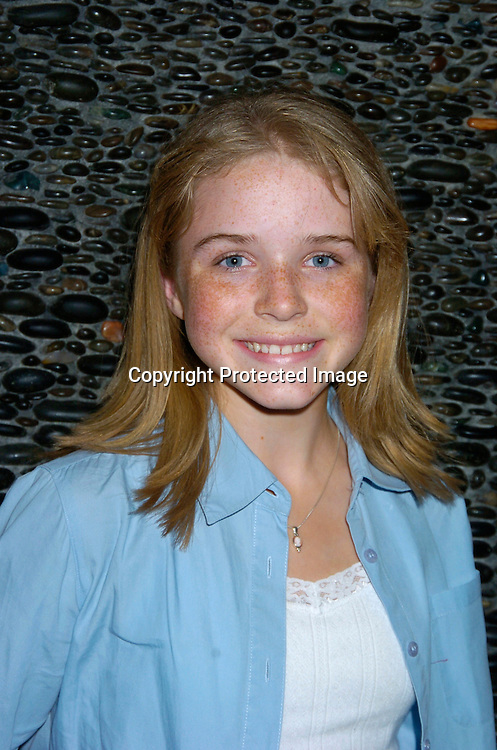 Regan Arnold ..at the Showtime Tribeca Film Festival party on May 7, 2004 at Nobu in New York City. ..Photo by Robin Platzer, Twin Images