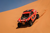 5th January 2021; Dakar Rally stage 3; 397 Pisson Jean-Luc (fra), Sarreau Valentin (fra), PH Sport, JLT Racing, Light Weight Vehicles Prototype - T3, action during the 3rd stage of the Dakar 2021 between Wadi Al Dawasir and Wadi Al Dawasir, in Saudi Arabia on January 5, 2021