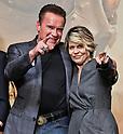 Terminator: Dark Fate Press conference in Tokyo