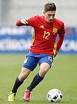 Spain's Hector Bellerin during friendly match. June 1,2016.(ALTERPHOTOS/Acero)