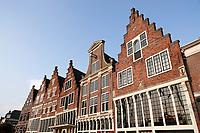 Nederland - Hoorn- 2020.     Huizen aan de Veermanskade.  Foto ANP / HH / Berlinda van Dam