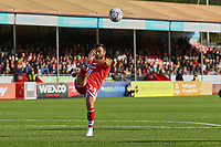 Jack Payne of Crawley Town during Crawley Town vs Sutton United, Sky Bet EFL League 2 Football at The People's Pension Stadium on 16th October 2021