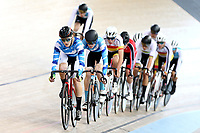 U19 Omnium Scratch Race during the 2020 Vantage Elite and U19 Track Cycling National Championships at the Avantidrome in Cambridge, New Zealand on Friday, 24 January 2020. ( Mandatory Photo Credit: Dianne Manson )