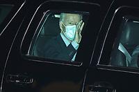 President Biden arrives from a Weekend in Delaware