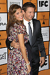 Eva Mendes, Jeremy Renner attending 2011 Film Independent Spirit Award Nominations Press Conference held at The London West Hollywood Hotel in West Hollywood, California on November 30, 2010.  Photo by Tony DiMaio/Hollywood Press Agency