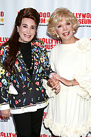 LOS ANGELES - May 28:  Donelle Dadigan and Ruta Lee at the Hollywood Museum Re-Opens with Ruta Lee's Consider Your A** Kissed Event at the Hollywood Museum on May 28, 2021 in Los Angeles, CA