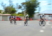 UCI Oceania Tour - NZ Cycle Classic stage one - Masterton to Martinborough circuit in Wairarapa, New Zealand on Thursday, 21 January 2016. Photo: Dave Lintott / lintottphoto.co.nz