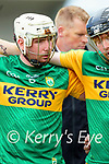 Barry O'Mahony, Kerry before the National hurling league between Kerry v Down at Austin Stack Park, Tralee on Sunday.
