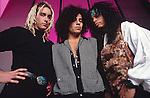 Various portrait sessions of the rock band, Steve Salas & Color Code