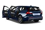 Car images of 2021 Volvo V60 R-Design 5 Door Wagon Doors