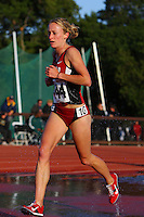 4 May 2008: Stanford Cardinal Lindsay Allen during Stanford's Payton Jordan Cardinal Invitational at Cobb Track & Angell Field in Stanford, CA.