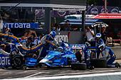 Verizon IndyCar Series<br /> Chevrolet Detroit Grand Prix Race 2<br /> Raceway at Belle Isle Park, Detroit, MI USA<br /> Sunday 4 June 2017<br /> Tony Kanaan, Chip Ganassi Racing Teams Honda<br /> World Copyright: Jake Galstad <br /> LAT Images