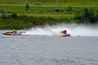 Frame 7: 30-H, 44-S spins out in turn 2   (Outboard Hydroplanes)   (Saturday)