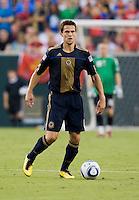 Eduardo Coudet. Manchester United defeated Philadelphia Union, 1-0.