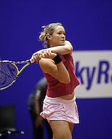 10-12-09, Rotterdam, Tennis, REAAL Tennis Masters 2009,   Marlot Meddens