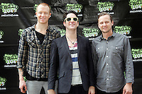 Eve 6 portrait taken at Radio 104.5 Summer Block Party at the Piazza at Shmidt's in Philadelphia, Pa on May 5, 2012 © Star Shooter / MediaPunch Inc