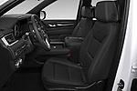 Front seat view of 2021 GMC Yukon-XL Denali 5 Door SUV Front Seat  car photos