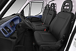 Front seat view of 2018 Iveco Daily - 4 Door Cargo Van Front Seat  car photos