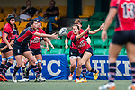 Lindsay Varty of Lions (R) in action during the Women's National Super Series 2017 on 13 May 2017, in Hong Kong Football Club, Hong Kong, China. Photo by Marcio Rodrigo Machado / Power Sport Images