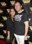 Perez Hilton & Ashley Dupre' at The Big Bluff Online Game Launch.Hosted by Perez Hilton held at Industry in Los Angeles, California on May 24,2010                                                                   Copyright 2010  DVS / RockinExposures
