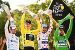 2018 Cycling Season