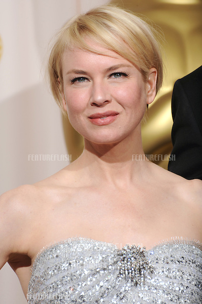 Renee Zellweger at the 80th Annual Academy Awards at the Kodak Theatre, Hollywood..February 24, 2008 Los Angeles, CA.Picture: Paul Smith / Featureflash