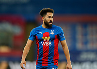 2nd January 2021; Selhurst Park, London, England; English Premier League Football, Crystal Palace versus Sheffield United; Andros Townsend of Crystal Palace