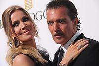 Nicole Kimpel, Antonio Banderas - 70EME FESTIVAL DE CANNES - SOIREE DE GRISOGONO