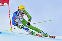 February 17, 2017: Stefan HADALIN (SLO) competing in the men's giant slalom event at the FIS Alpine World Ski Championships at St Moritz, Switzerland. Photo Sydney Low