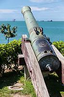 Fort Cornwallis, Sri Rambai Cannon, Dutch, 1613, George Town, Penang, Malaysia