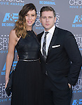 Charlie Webster, Allen Leech<br />  attends The 20th ANNUAL CRITICS' CHOICE AWARDS held at The Hollywood Palladium Theater  in Hollywood, California on January 15,2015                                                                               © 2015 Hollywood Press Agency