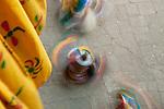 "Dancers performing in the Paro ""Tsechu"" or annual religious Bhutanese festival, Paro, Bhutan"