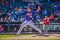 21 April 2013: New York Mets pitcher Scott Rice on the mound against the Washington Nationals at Citi Field in Flushing, NY. The Mets shut out the visiting Nationals 2-0, taking the rubber match of their 3-game weekend series. Mandatory Credit: Ed Wolfstein Photo *** RAW (NEF) Image File Available ***