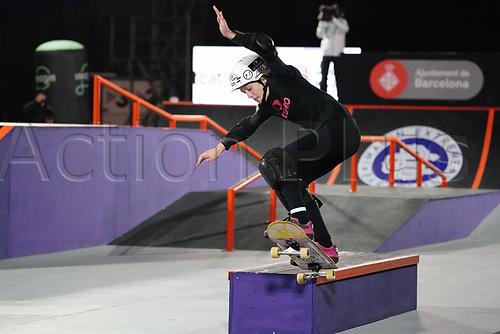 6th November 2020; Parc del Forum, Barcelona, Catalonia, Spain; Imagin Extreme Barcelona;  Daniela Terol (ESP)  womens street final