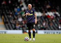 23rd May 2021; Craven Cottage, London, England; English Premier League Football, Fulham versus Newcastle United; Jonjo Shelvey of Newcastle United