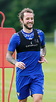 St Johnstone Training...02.07.21<br />Stevie May pictured during training<br />Picture by Graeme Hart.<br />Copyright Perthshire Picture Agency<br />Tel: 01738 623350  Mobile: 07990 594431