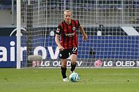 Sebastian Rode (Eintracht Frankfurt)<br /> - 19.09.2020: Fussball  Bundesliga, Saison 20/21, Spieltag 1, Eintracht Frankfurt vs. Arminia Bielfeld, emonline, emspor, v.l. Deutsche Bank Park<br /> Foto: Marc Schueler/Sportpics.de <br /> Nur für journalistische Zwecke. Only for editorial use. (DFL/DFB REGULATIONS PROHIBIT ANY USE OF PHOTOGRAPHS as IMAGE SEQUENCES and/or QUASI-VIDEO)