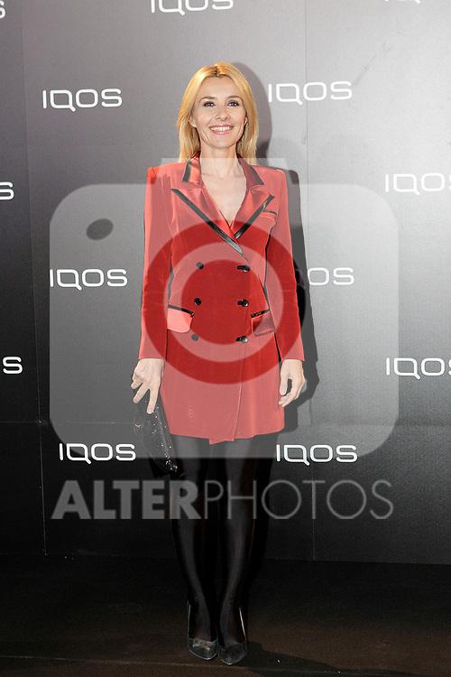 Cayetana Guillen Cuervo attends to IQOS3 presentation at Palacio de Cibeles in Madrid. February 10,2019. (ALTERPHOTOS/Alconada)