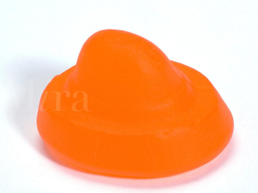 Orange Mexican Gummi Hat