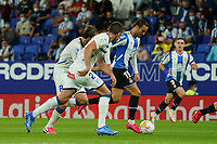 22nd September 2021: RCDE Stadium, Barcelona, Spain: La Liga Football, Espanyol versus Atletico Madrid;  Raul de Tomas