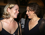 NEW YORK, NY - July 10, 2013:   Rebecca Luker, Judy Kuhn attending the Opening Night Performance Party for 'The Cradle Will Rock' , New York City Center?s new Encores! Off-Center Series.