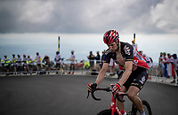 Roger Kluge (DEU/Lotto Soudal) up the Mont Ventoux<br /> <br /> Stage 11 from Sorgues to Malaucène (199km) running twice over the infamous Mont Ventoux<br /> 108th Tour de France 2021 (2.UWT)<br /> <br /> ©kramon