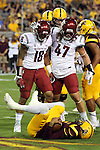 2016 WSU Football - Game Shots (including the Spring Game, the Sun Bowl and Fall Camp)