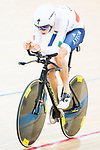 Ivo Oliveira of the Portugal team competes in the Men's Individual Pursuit - Qualifying as part of the 2017 UCI Track Cycling World Championships on 14 April 2017, in Hong Kong Velodrome, Hong Kong, China. Photo by Marcio Rodrigo Machado / Power Sport Images